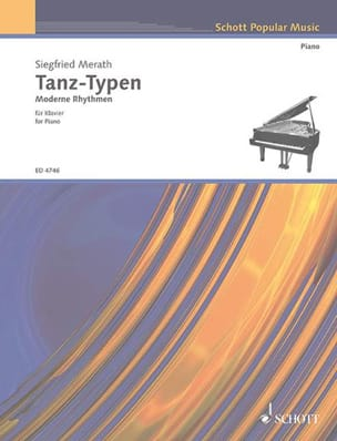 Tanz-Typen, Bd 2 - Siegfried Merath - Partition - laflutedepan.com