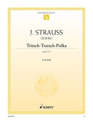 Tritsch-Tratsch Polka Opus 214 - laflutedepan.com