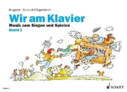 Wir am Klavier, Bd 1 - laflutedepan.com