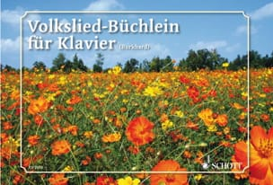 Volkslied-Büchlein Für Klavier - Sheet Music - di-arezzo.co.uk