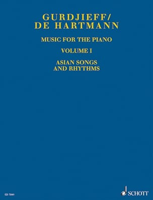 Music For Piano. Volume 1 - laflutedepan.com