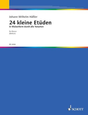 24 kleine Etüden in Walzerform - laflutedepan.com