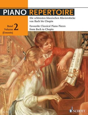Piano Repertoire Bd 2 - Partition - Piano - laflutedepan.com