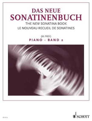 Das Neue Sonatinenbuch, Bd 2 - Partition - laflutedepan.com