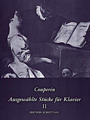 Ausgewählte Stücke, Bd II - COUPERIN - Partition - laflutedepan.com