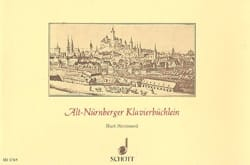 - Alt-Nürnberger Klavierbüchlein - Sheet Music - di-arezzo.co.uk