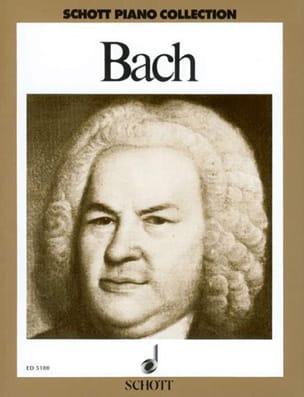Ausgewählte Werke - Jean-Sébastien Bach - Partition - laflutedepan.com
