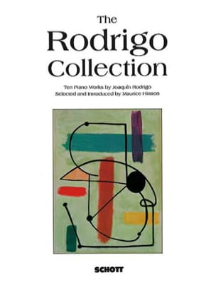 Joaquin Rodrigo - The Rodrigo Collection - Partition - di-arezzo.fr