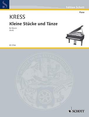 Klavier-Übungen - Georg Adam Kress - Partition - laflutedepan.com
