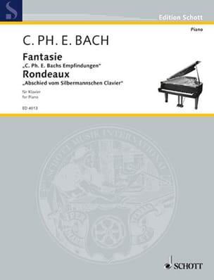 Carl-Philipp Emanuel Bach - Fantasy and rondo Wq 67 - Sheet Music - di-arezzo.com