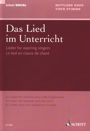 Das Lied Im Unterricht - Sheet Music - di-arezzo.co.uk