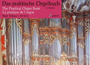 La pratique de l'Orgue - Volume 1 Partition Orgue - laflutedepan