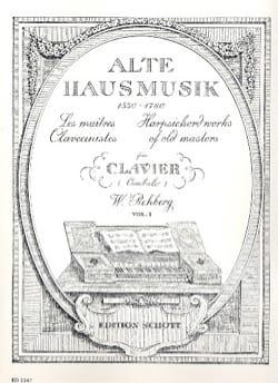 Alte Hausmusik Bd 1. - Partition - di-arezzo.co.uk