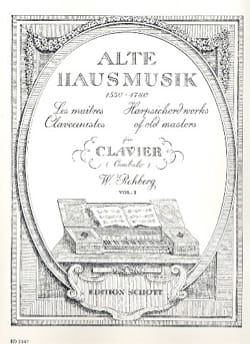 - Alte Hausmusik Bd 1. - Sheet Music - di-arezzo.co.uk