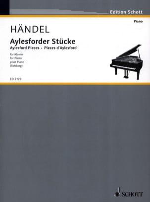 Aylesforder Stücke - Georg-Friedrich Haendel - laflutedepan.com