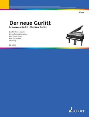 Cornelius Gurlitt - Le Nouveau Gurlitt Volume 1 - Partition - di-arezzo.fr