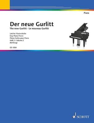 Le Nouveau Gurlitt Volume 2 - Cornelius Gurlitt - laflutedepan.com