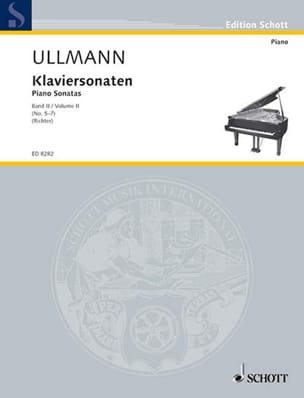 Klaviersonaten, Bd 2 - Viktor Ullmann - Partition - laflutedepan.com