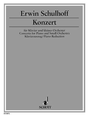 Konzert für Klavier und kleines Orchester (1923) - laflutedepan.com
