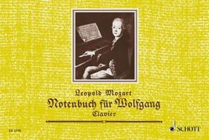 Leopold Mozart - Notenbuch für Wolfgang - Sheet Music - di-arezzo.com