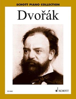 Ausgewählte Werke - Anton Dvorak - Partition - laflutedepan.com