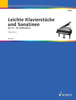 - Leichte Klavierstücke und Sonatinen - Partitura - di-arezzo.es