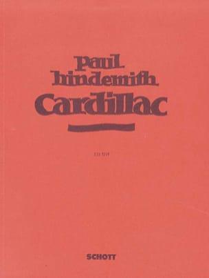 Cardillac 1926 Op. 39. 1ère Version - laflutedepan.com