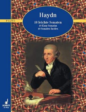 Joseph Haydn - 10 Leichte Sonaten - Partition - di-arezzo.fr