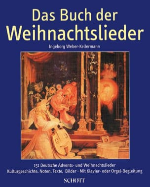 Das Buch Der Weihnachtslieder - Partition - laflutedepan.com