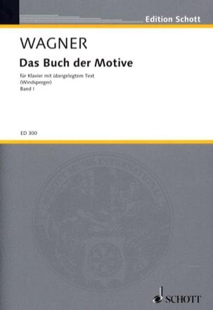 Richard Wagner - Das Buch der Motive, Bd 1 - Partition - di-arezzo.fr