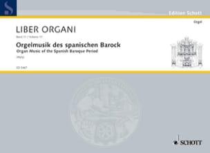 - Orgelmusik des Spanischen Barock - Partition - di-arezzo.fr