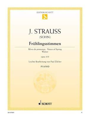 Frühlingsstimmen Op. 410 - Johann fils Strauss - laflutedepan.com