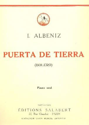 Puerta de Tierra (Bolero) - Isaac Albeniz - laflutedepan.com