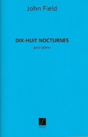 18 Nocturnes John Field Partition Piano - laflutedepan
