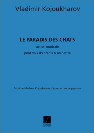 Vladimir Kojoukharov - Cat's Paradise - Sheet Music - di-arezzo.com