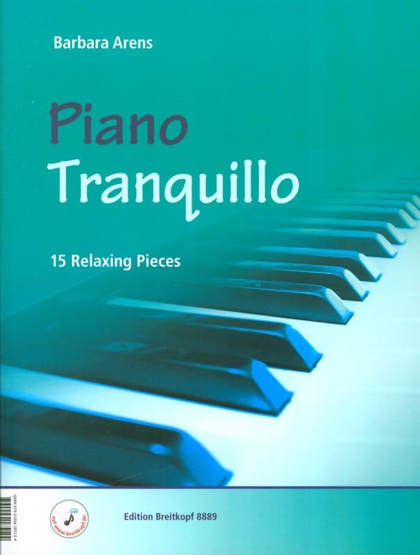 Piano Vivace - Piano tranquillo - Barbara Arens - laflutedepan.com