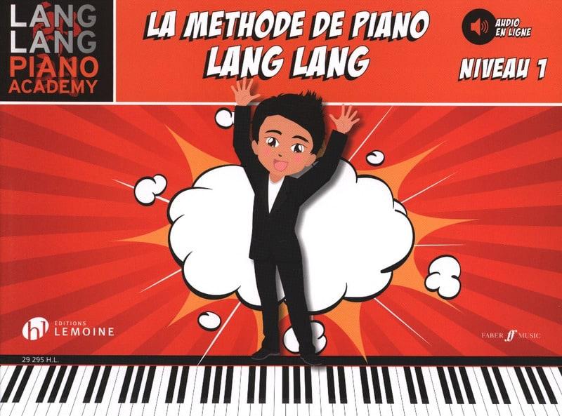 Lang LANG - Piano Method LANG LANG - Level 1 - Partition - di-arezzo.co.uk