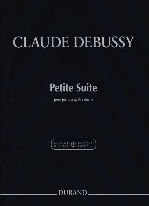 Petite Suite. 4 mains - DEBUSSY - Partition - Piano - laflutedepan.com