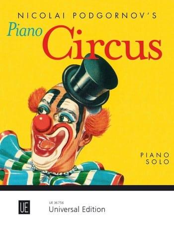 Piano Circus - Nicolai Podgornov - Partition - laflutedepan.com