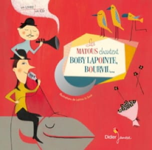 Collectif - The toms sing Bobby Lapointe, Bourvil - Livre - di-arezzo.com