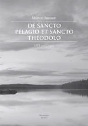 De Sancto pelagio et sancto theodolo - laflutedepan.com