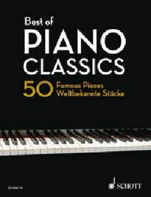 Best of Piano Classics - Edition Reliée - laflutedepan.com