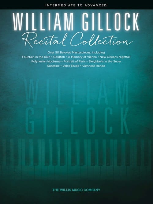 Recital Collection - William Gillock - Partition - laflutedepan.com