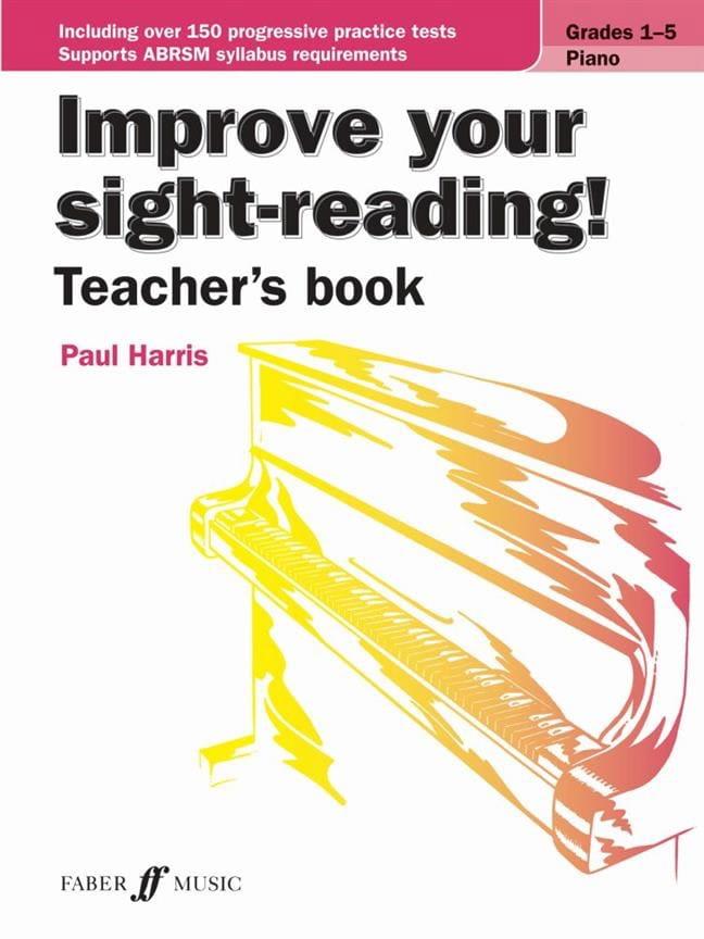 Paul Harris - Mejore su vista-Lectura. Grados 1-5. Libro del profesor - Partition - di-arezzo.es