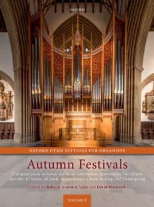 Autumn Festivals - Partition - Orgue - laflutedepan.com