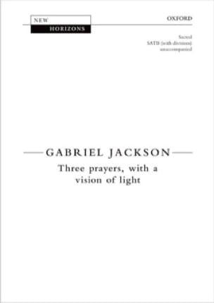 Three Prayers with a vision of light - laflutedepan.com