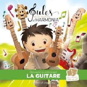 Jules et le monde d'Harmonia - laflutedepan.com