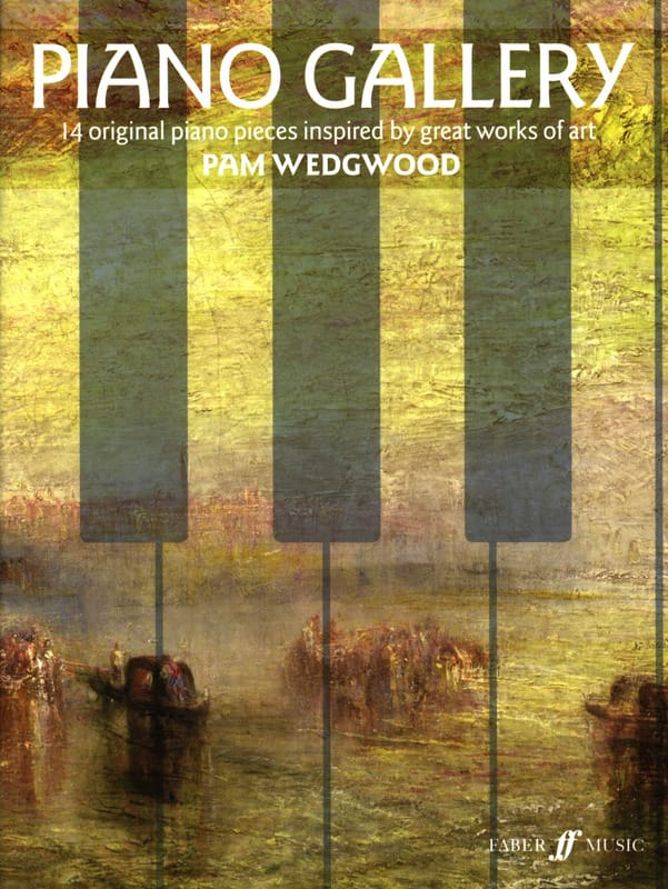 Piano Gallery - Pam Wedgwood - Partition - Piano - laflutedepan.com