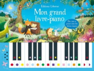 - My big piano book - Livre - di-arezzo.com