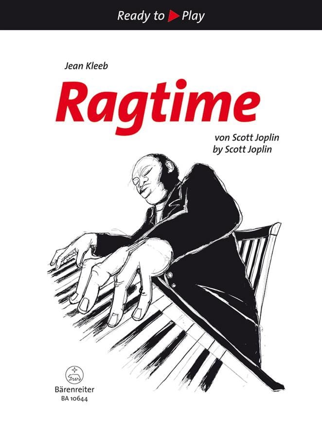 Scott Joplin - Ragtime - Partition - di-arezzo.co.uk